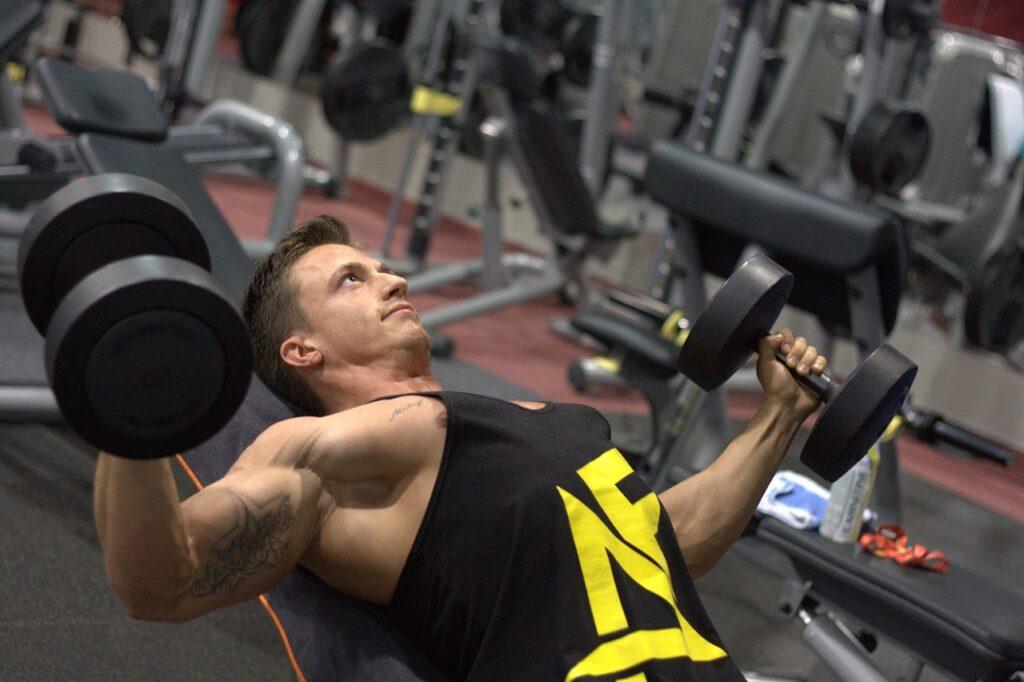 fitness, strengthening, muscles
